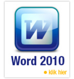 Online cursus/training Word 2010